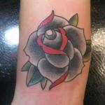 Black Black Roses