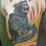 Grim Reaper Jammin
