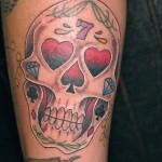 Card Skull