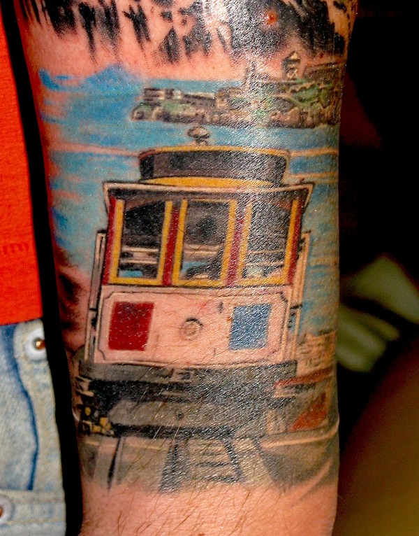 Color Gallery  Jeremy Lifsey Tattoo