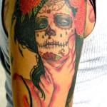 Silvia Ji Sugar Skull